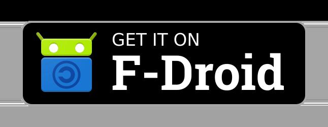 Etar az F-Droidon